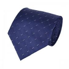 KLASIK kravata modrá károvaná
