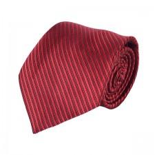 KLASIK kravata bordová