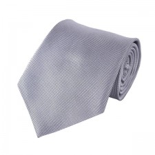 KLASIK kravata šedá
