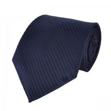 KLASIK kravata tmavo-modrá
