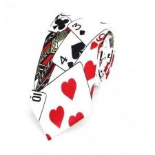 SLIM kravata karty